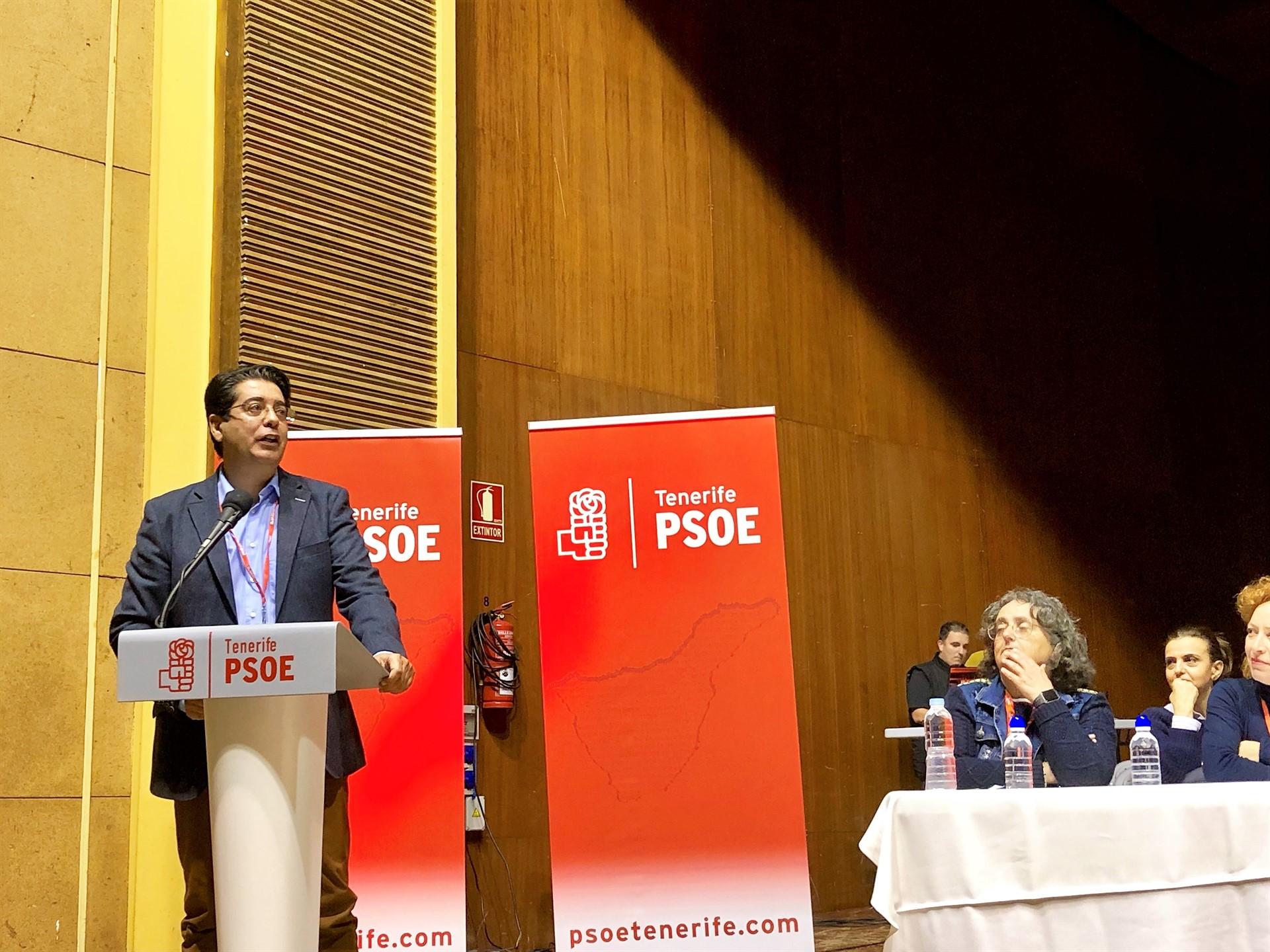 PSOE TENERIFE COMITÉ INSULAR 120119