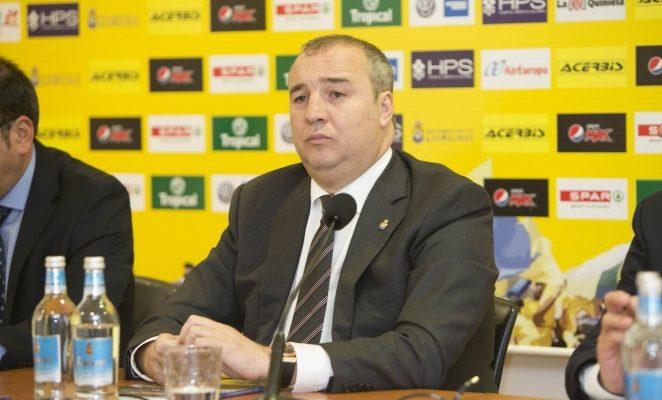 La UD Las Palmas gestiona regresar a Gran Canaria nada más llegar a Barcelona