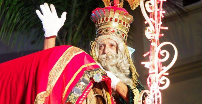 Los Reyes Magos recorrerán los cinco distritos de Santa Cruz