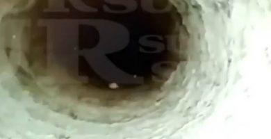 """El túnel vertical para acceder a Julen """"tiene más posibilidades"""" y llevará días, según un experto en minas"""