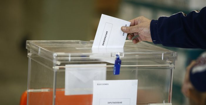 Las nuevas elecciones el próximo 10N costarán unos 140 millones de euros