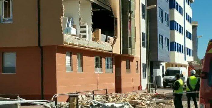 Fallecido un joven de 29 años en una explosión de gas en Burgos