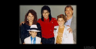 Sale a la luz el primer tráiler del polémico documental de Michael Jackson