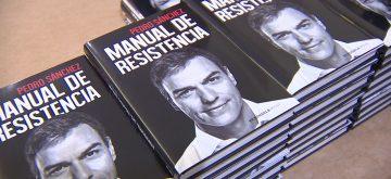 Sánchez anuncia que donará a los 'sin techo' los ingresos por su libro