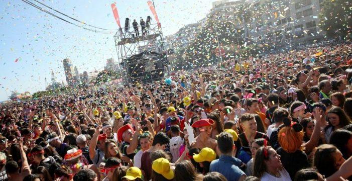 El Carnaval, punto de inicio en el alcohol  de los jóvenes chicharreros