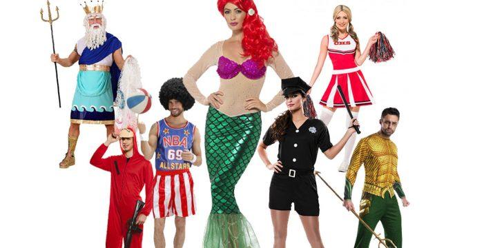 Estos son los 7 disfraces que más vas a ver en estos carnavales