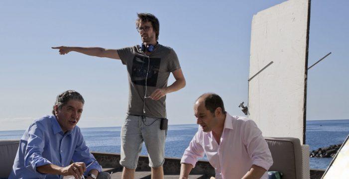"""""""Rodar aquí es maravilloso; hay en Canarias una energía  de buen rollo que se te pega"""""""