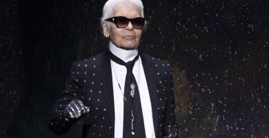 El mundo de la moda está de luto: muere Karl Lagerfeld