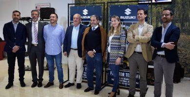 Femotor Tenerife se viste de largo como concesión oficial de Suzuki