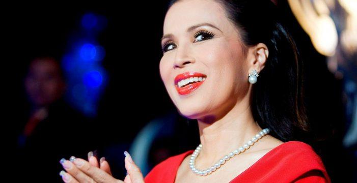 La hermana mayor del rey de Tailandia, candidata a primera ministra
