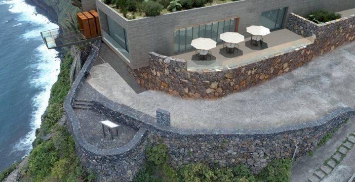 Gallegos, una atalaya para la contemplación de la costa norte