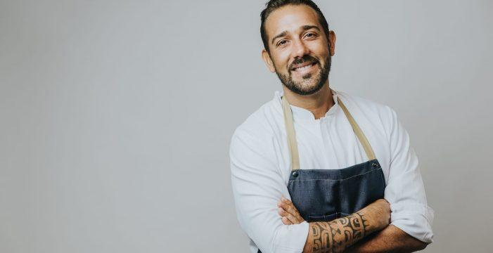 Restaurante Jaxana: La cocina viajera del chef Nacho Hernández
