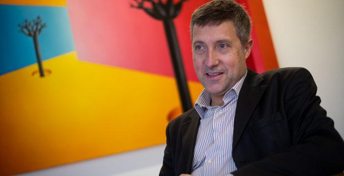 """José Luis Rivero: """"Hemos generado las estructuras para que el sector cultural de Tenerife sobreviva"""""""