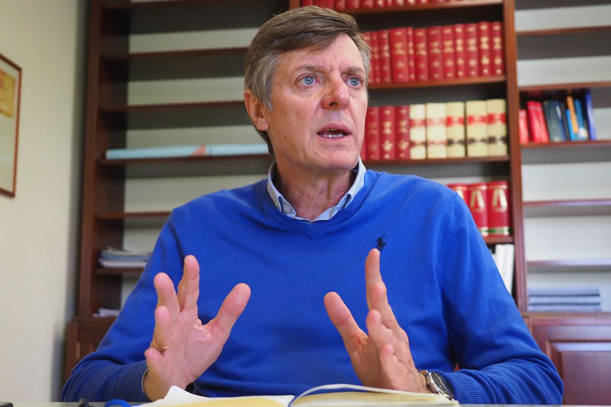 Miguel Becerra, director insular de Fomento y Movilidad