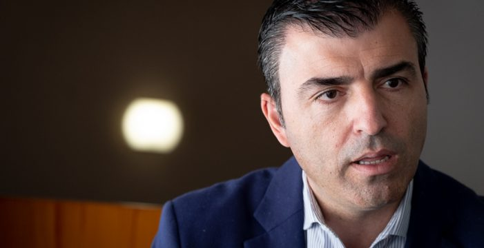 """Manuel Domínguez (PP): """"Pido altura de miras al PSOE para que podamos encontrarnos tras las elecciones"""""""