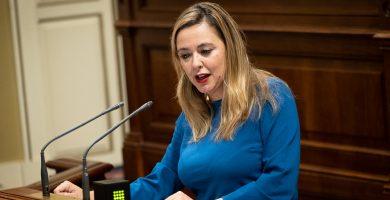 """El PSOE tilda de """"trilero"""" a Clavijo y ve """"inevitable"""" el final de su Presidencia"""