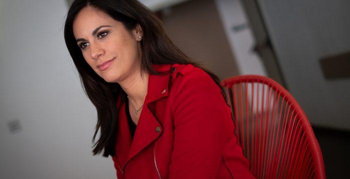 """Vidina Espino: """"No pactaremos con imputados; queremos pinchar la burbuja de CC"""""""