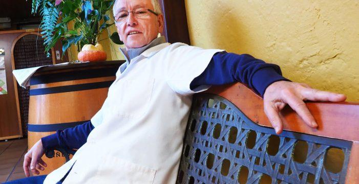"""Ángel Rocío, de casa Egon: """"El cliente está acostumbrado a un paladar y eso no lo puedes cambiar"""""""