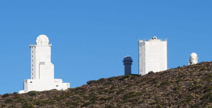 El Cabildo de La Palma concluye el expediente para la cesión del suelo en el que se instalaría el TMT