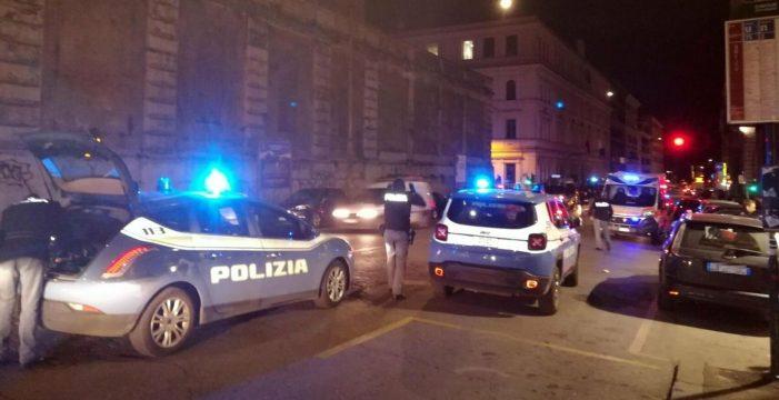 Dos aficionados del Sevilla, apuñalados en Roma en una pelea multitudinaria