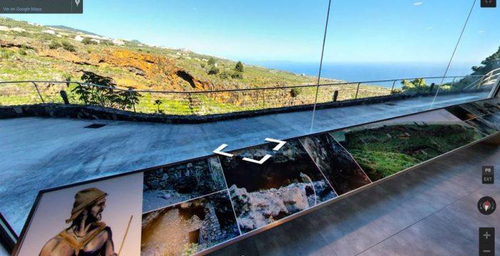 Un paseo virtual por el Parque Arqueológico El Tendal
