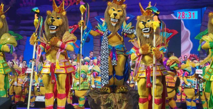 Los Mamelucos hacen gala de su condición de reyes