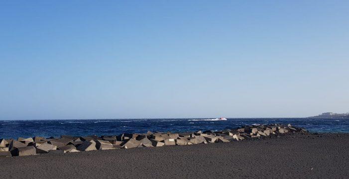 La llamada que alertaba de un ahogamiento en La Palma era un aviso falso