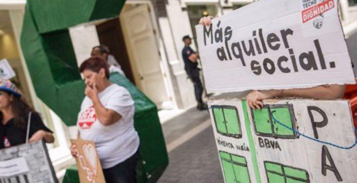 El Gobierno de Canarias deja colgados a más de la mitad de los demandantes de ayudas al alquiler