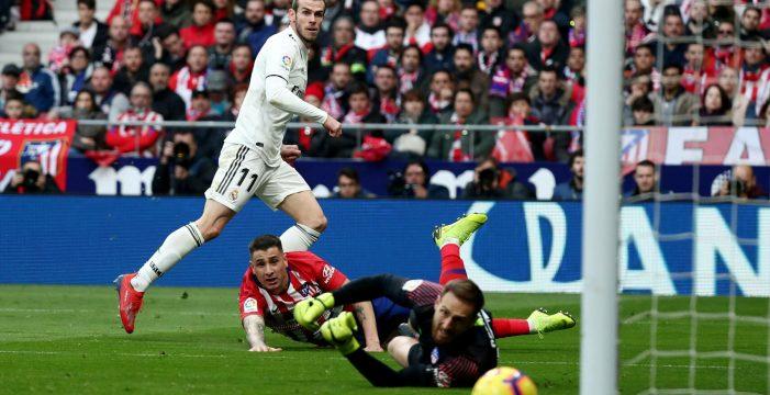 El Real Madrid se engancha a la Liga