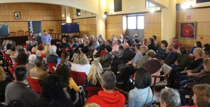 Más de 40 asociaciones de Candelaria participan en el I Encuentro con la Cultura