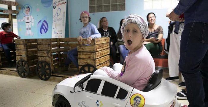 Sanidad registró 32 nuevos casos de cáncer infantil en Canarias en 2018