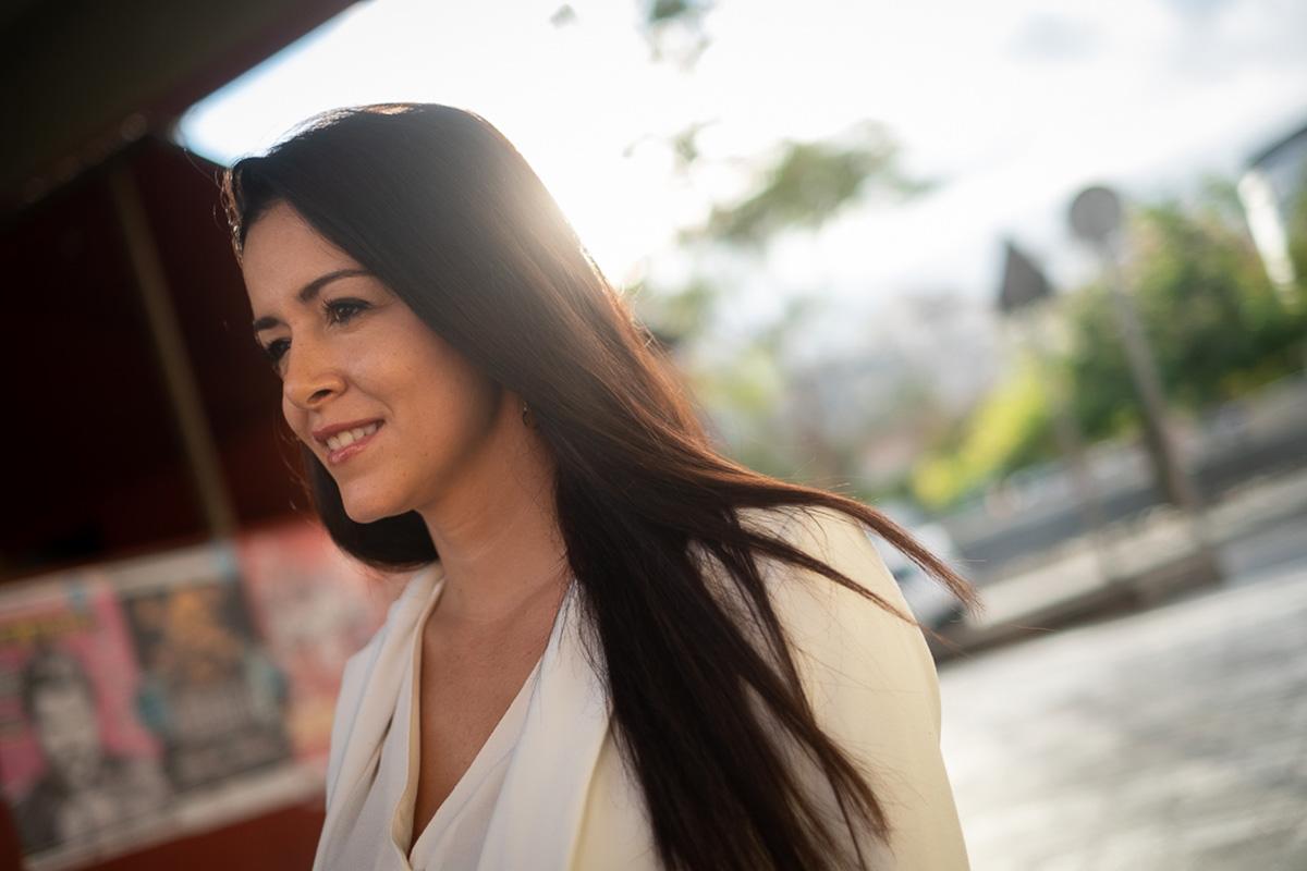 Carmen Lourido, Reina del Carnaval de Santa Cruz de Tenerife 2018