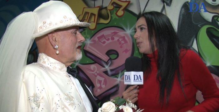 DIARIO DE AVISOS en Carnaval, testigo de un matrimonio por San Valentín
