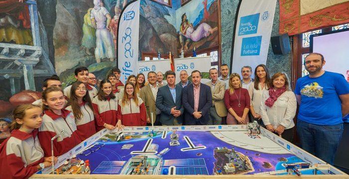 First Lego League Canarias contará con 57 equipos en su séptima edición
