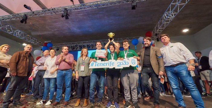 Britalego e IES Bañaderos triunfan en First Lego League Canarias 2019