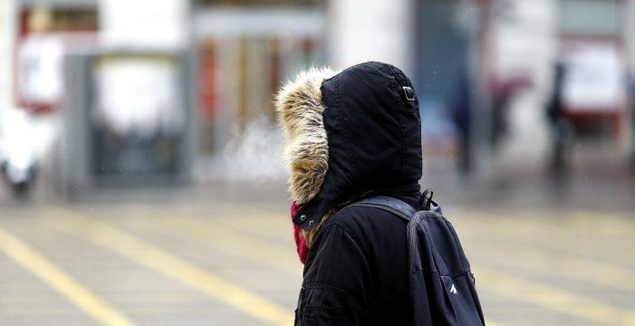 Sofá y manta: la borrasca 'Lola' trae un frente frío que afectará a Canarias desde el viernes