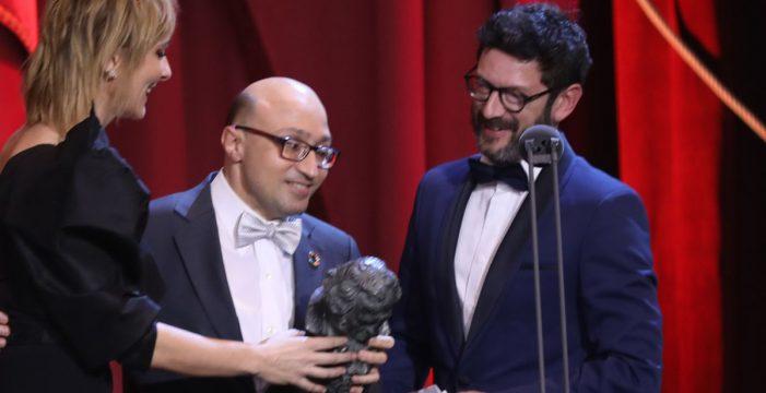 """Jesús Vidal, el primer actor con discapacidad en ganar un Goya, emociona al país: """"Inclusión, diversidad y visibilidad"""""""