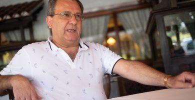 """Mariano Ramos: """"He luchado por un restaurante bueno, bonito y caro"""""""