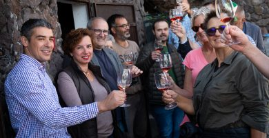 Los Master of Wine descubren  con asombro los vinos canarios