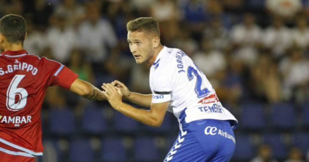 Jorge Sáenz pasó reconocimiento médico con el Valencia