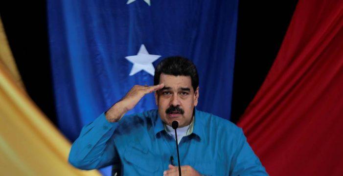 """Maduro avisa a EEUU de que si lanza una intervención militar Venezuela será """"un nuevo Vietnam"""""""