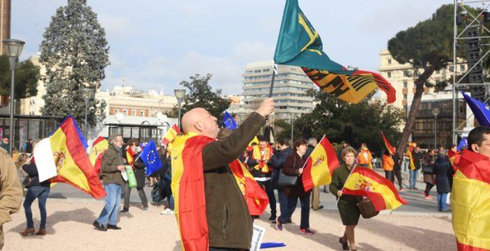 Comienza la manifestación que pide elecciones generales en España