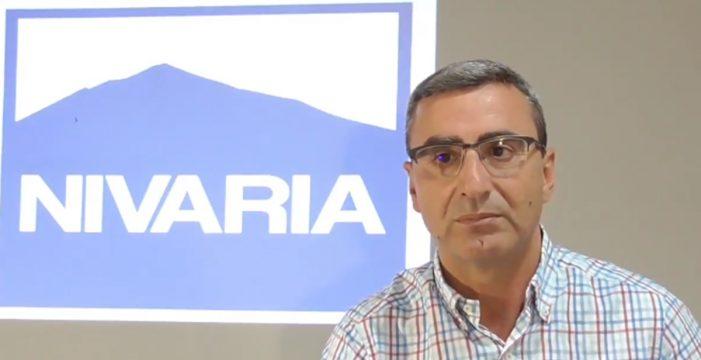 Javier Abreu presenta su nuevo partido político, Nivaria