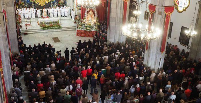 La Virgen de Candelaria celebra su gran día