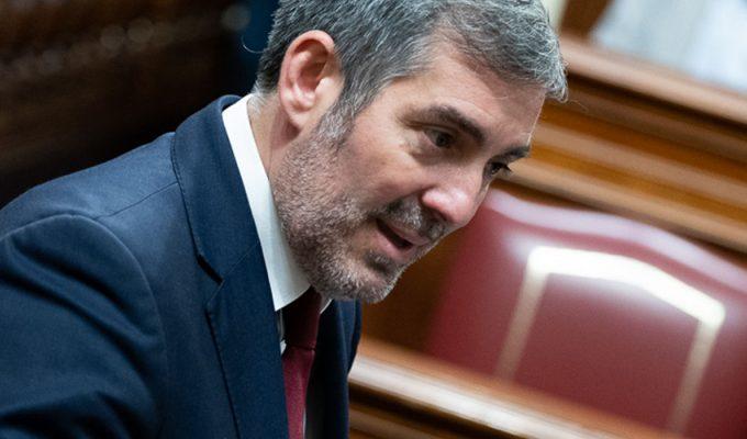 Clavijo quiere llevar el caso Grúas al Tribunal Supremo