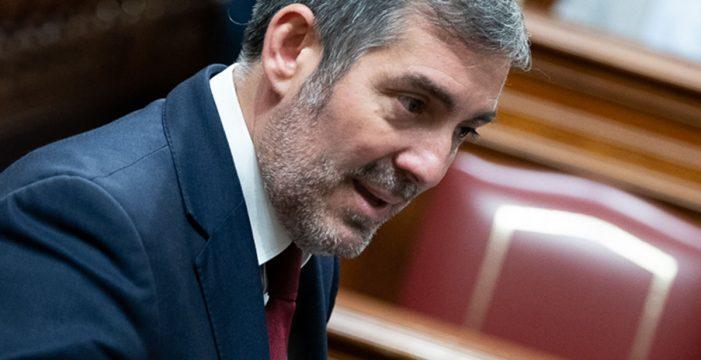 CC ratifica a Clavijo como su candidato para la Presidencia de Canarias
