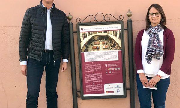 El Ayuntamiento implanta 45 nuevos paneles turísticos en el conjunto histórico