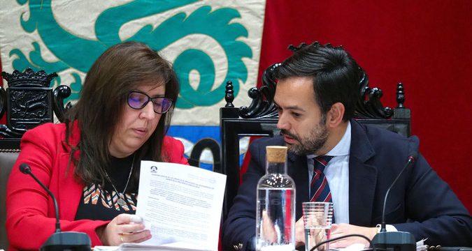 El gobierno de PP-CC en el Puerto de la Cruz aprueba sin apoyos el presupuesto de 2019