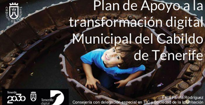 Invertidos más de 2,5 millones de euros para impulsar la transformación digital de los ayuntamientos
