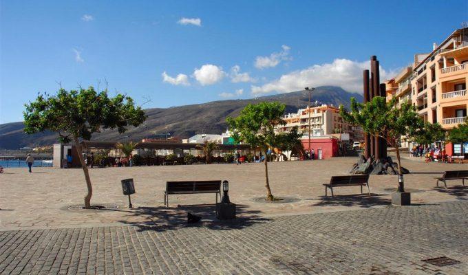 Un spot de 'Güímar Emprende' con un coche de rallies crea alarma en El Puertito